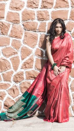 Champa #Handwoven #saree #craft #India #weaving