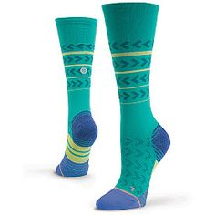 Supportive and stylish from Stance. Runner approved socks!