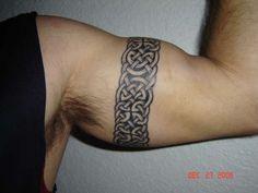 1efa466a6c6af Celtic Armband Knotwork tattoo Celtic Band Tattoo, Celtic Warrior Tattoos,  Celtic Dragon Tattoos,