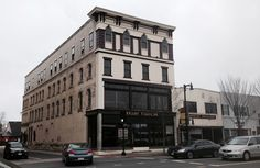 LoopNet - Downtown Commercial Building, Street Retail, 81 and 89 Elm Street, Westfield, MA