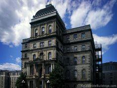 Greystone park psychiatric hospital.  New Jersey