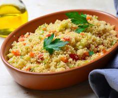 Egy finom Zöldséges kuszkusz ebédre vagy vacsorára? Zöldséges kuszkusz Receptek a Mindmegette.hu Recept gyűjteményében!