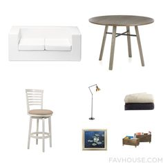 Home Products With Zanotta Sofa Crate And Barrel Table Powell Barstools And Oil Rubbed Bronze Floor Lamp From November 2016 #home #decor