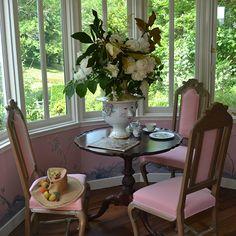 Tivoli Tea House - at Ladew Gardens, Monkton, Maryland