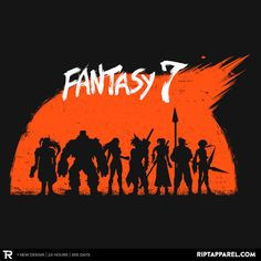 The Fantastic Seven