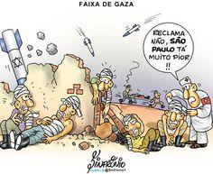 Brazil vs Gaza