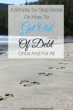 Check out this free, easy to follow e-course to find out how to get out of debt once and for all! Get Out Of Debt, Budgeting Finances, Debt Free, Getting Out, Personal Finance, Frugal, Dreaming Of You, Saving Money, How To Find Out