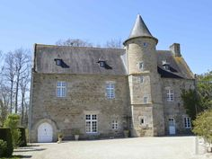 A 16th century manor house and its outbuildings with 3 ha on the outskirts of a village in Côtes d'Armor - France mansions for sale - in Normandie, Bretagne, North, Perche - Patrice Besse Castles and Mansions of France is a Paris based real-estate agency specialised in the sale of Manors.