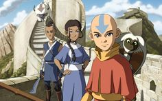 FAN SERVICE: daily life, small lyrical moments - Avatar: The Last Airbender
