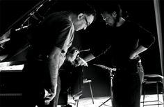 il 7 febbraio 2014 alla Casa del Jazz John De Leo & Fabrizio Puglisi Duo