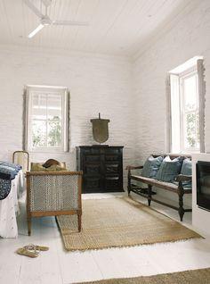 A Whitewashed Villa