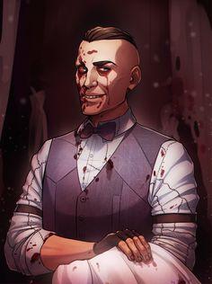 Eddie Gluskin by MiraMaryevna.deviantart.com on @DeviantArt