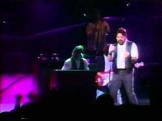 LOVE! Bob Seger performing with the Silver Bullet Band live from The Palace Of Auburn Hills in 1996