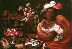 Fieravino Francesco Il Maltese Allegory of Music 1670s... - People of Color in European Art History