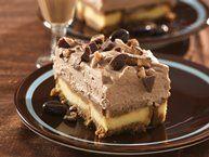 Easy Tiramisu Brownie Bars recipe from Betty Crocker