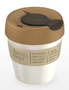 Keep Cup - design your own mug $14 for a large cup