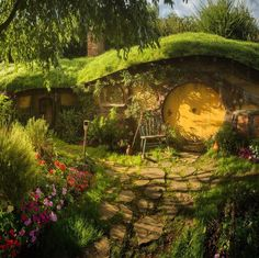 hobbiton | Lord of the Rings