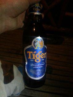 Tiger. Thailand. #bier #beer