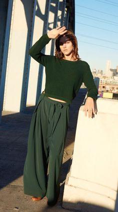 "fashion-pista: ""www.fashionclue.net |  Moda Tumblr, desgaste de la calle y Trajes """