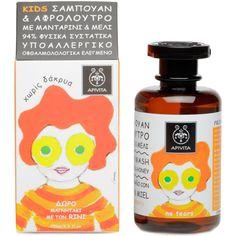 Apivita Kids Σαμπουάν & Αφρόλουτρο Με Μέλι & Μανταρίνι 250ml. Μάθετε περισσότερα ΕΔΩ: https://www.pharm24.gr/index.php?main_page=product_info&products_id=3860