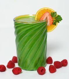 5 Matcha Smoothie Recipes #green_tea #matcha #smoothies