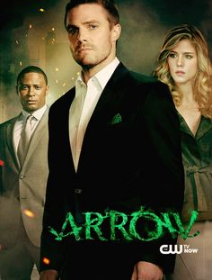 Arrow is one of my favorite shows on television. Not only did Greg Berlanti succeed in making a great show, he actually translated comic book heroes in believable on-screen characters. Terrific!