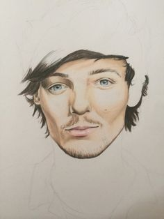 Louis Tomlinson 1D x So far