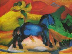 Vasilij Kandinsky, Der Blaue Reiter