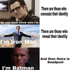 'I'm Batman'