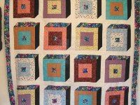Three-Dimensional Quilt Patterns | RAISED BOX QUILT PATTERN