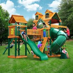 13 best playsets images outdoor play outdoor swing sets swing sets rh pinterest com