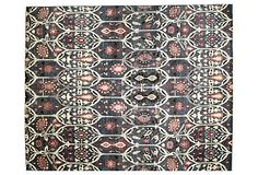 "8'x10'1"" Manali Rug, Gray on OneKingsLane.com"