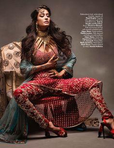 Vogue India, November 2014 | The Modern Duchess