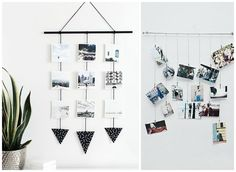 Fotos y muchísimos recuerdos para decorar nuestras paredes y hacer pequeños…