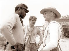lonesome dove tv mini series | CMT : Photos : Lonesome Dove : Glover, Schroder and Duvall