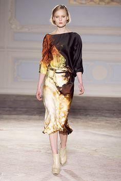 NY fashion week - Maria Grachvogel  I like her whole line