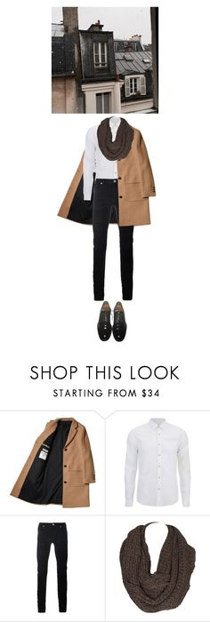 """""""• original character •"""" by madler-r ❤ liked on Polyvore featuring Prada, Scotch & Soda, Diesel Black Gold, Stussy, Givenchy, men's fashion and menswear"""