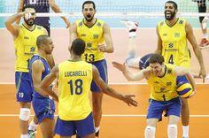 Ficou sabendo? Brasil bate a Itália no vôlei, e Falcão se apresenta ao Inter  #globoesporte