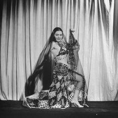 Egyptian Belly Dancer Tahia Carioca