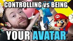 """Controlling vs """"Being"""" Your Video Game Avatar   Idea Channel   PBS Digit..."""