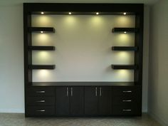 Custom Media Centers, Entertainment Cabinets, Shelving, Wall Unit Pictures