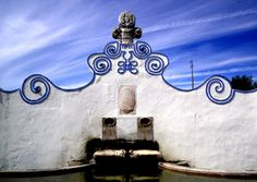 Fountain - Fonte da Pedra - Arraiolos #Portugal