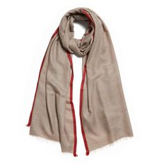 Wrap yourself in comfort with this Kund Dar Scarf from India-based label…