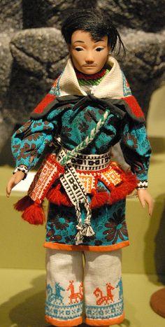 Huichol Doll Mexico by Teyacapan, via Flickr