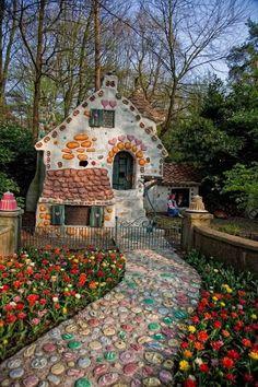 Efteling, Netherlands.