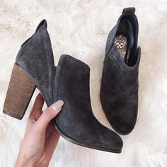 """4,567 Likes, 46 Comments - Blogger • Tonya Michelle (@tonyamichelle26) on Instagram: """"My booties are currently 20% off! They come in 4 different colors (black• tan• grey• red) and run…"""""""