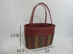 「バッグ」で作り方をマスター!~よろい編み2