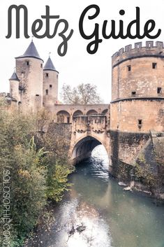 Metz Guide: Best things to do in Metz, Grand-Est, Northeastern France. Imperial quarter, centre pompidou-metz, one of the largest cathedrals in France, etc.