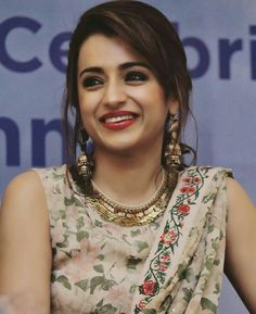 Trisha Krishnan, Telugu Cinema, Mumbai, Bollywood Actress, Celebrity, Saree Styles, Sari, Awesome, Chennai
