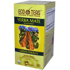 Love this tea, it curbs your appetite for when you are between meals and tastes good with a little splenda in it.